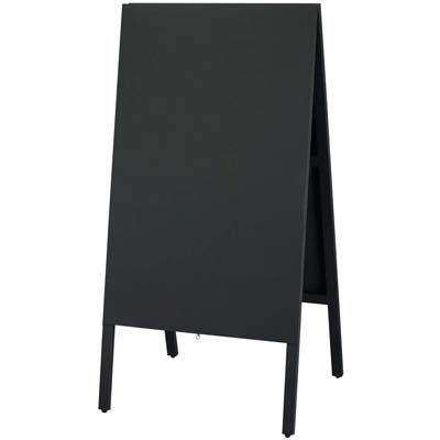 その他 チョーク用 スタンド黒板ビッグタイプ TBD120-1 EBM-0034750