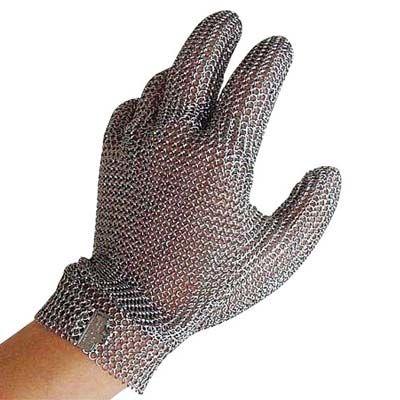 その他 ニロフレックス2000 メッシュ手袋(1枚)S オールステンレス STB6403