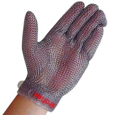 その他 ニロフレックス メッシュ手袋 プラスチックベルト付(1枚)左手用 M EBM-0247900