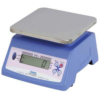 その他 ヤマト デジタル 防水型 上皿自動秤 UDS-210W 5 4979916807422