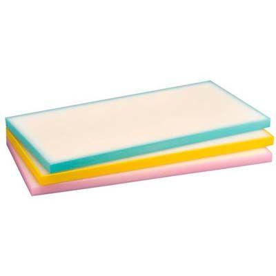 KR3 プラスチック軽量まな板 EBM-0622560 その他 ピンク