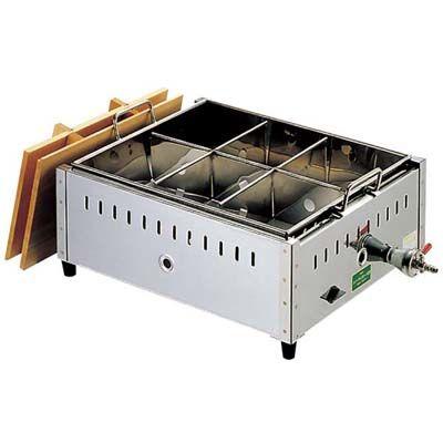 その他 EBM 18-8 関東煮 おでん鍋 尺5(45)13A EBM-0885820