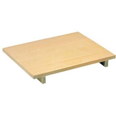 雅うるし工芸 唐檜製 のし台 750×600×75 ANS01075