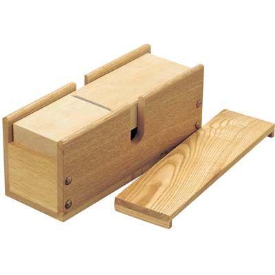 その他 木製 業務用 かつ箱 0108 中 285×103×H100 EBM-5742100
