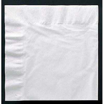 その他 紙製 テーブルナフキン 2層式P-4 四ツ折(2000枚入) EBM-5862700