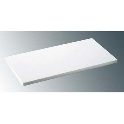 その他 リス 抗菌プラスチック まな板 KM-8 600×300×30 EBM-6285400