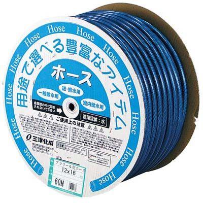 その他 水道用ホース(耐圧)60m巻 ホースリール取り替え用 PR-1216D60B EBM-6957300