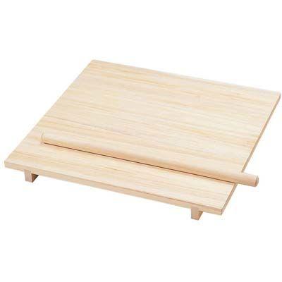 ヤマコー 桐製 のし板(棒付)大 900×850×H80(85294) ANS0701