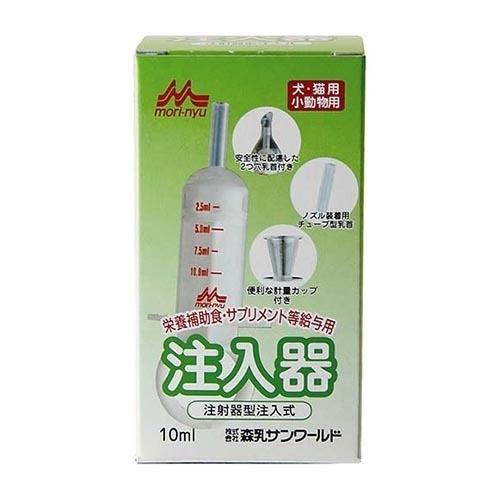 森乳サンワールド 森乳サンワールド ワンラック 注入器 10mL 1コ入 4978007001985