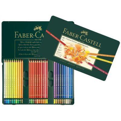 フェリッティ ファーバーカステル ポリクロモス 色鉛筆 60色 1セット 4005401100607【納期目安:2週間】