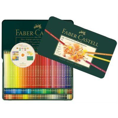 フェリッティ ファーバーカステル ポリクロモス 色鉛筆 120色 1セット 4005401100119【納期目安:2週間】