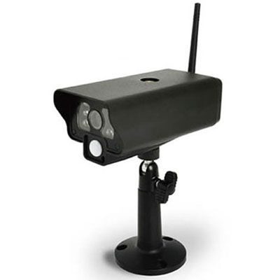 ELPA 増設用ワイヤレス防犯カメラ CMS-C70