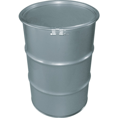 JFEコンテイナー JFE ステンレスドラム缶オープン缶 KD050B