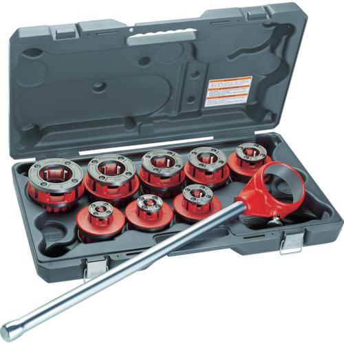 Ridge Tool Compan RIDGID 12Rラチェットとねじ切りセット 65255