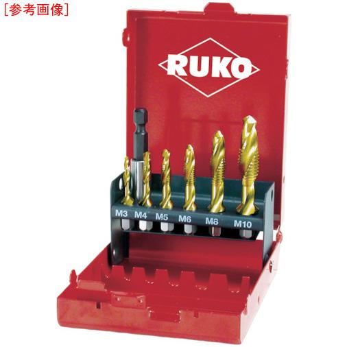 RUKO社 RUKO 六角軸タッピングドリル チタン セット R270021T