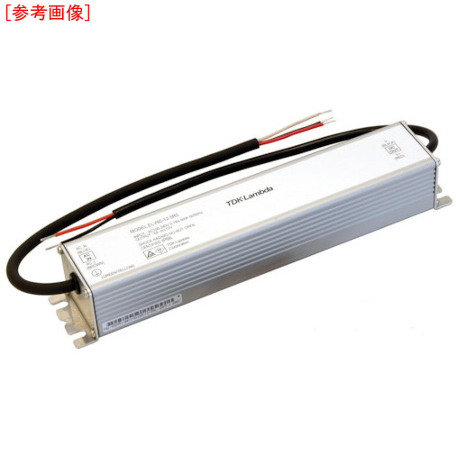 TDKラムダ TDKラムダ 防塵防滴型LED機器用定電圧電源 ELVシリーズ 24Vタイプ ELV60242R5