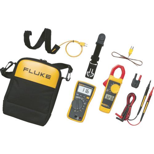 TFF フルーク社 FLUKE 電気設備用マルチメーター116/323HVACコンボキット 116323KIT