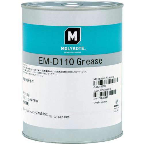 東レ・ダウコーニング モリコート 樹脂・ゴム部品用 EMD-110グリース 1kg EMD11010