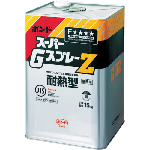 コニシ コニシ スーパーGスプレーZ 15kg 44467