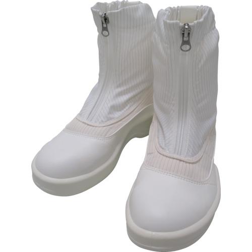 ゴールドウイン ゴールドウイン 静電安全靴セミロングブーツ ホワイト 23.5cm PA9875W23.5