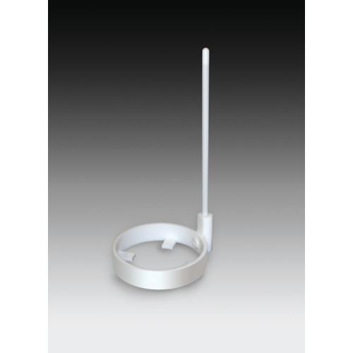 フロンケミカル フロンケミカル フッ素樹脂(PTFE)ウェハーディッパー柄付 150φ NR167402
