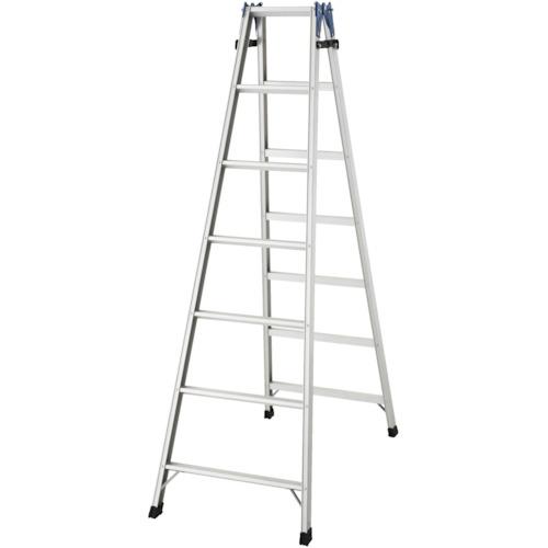 長谷川工業 ハセガワ アルミはしご兼用脚立 標準タイプ RD型 7段 RD21