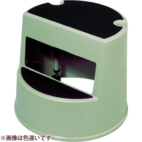 ニューウェル・ラバーメイド社 ラバーメイドステップ・スツール(丸型) 2523 ブラック XST019A
