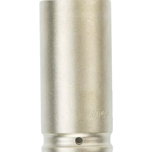 スナップオン・ツールズ Ampco 防爆インパクトディープソケット 差込み12.7mm 対辺15mm AMCDWI12D15MM