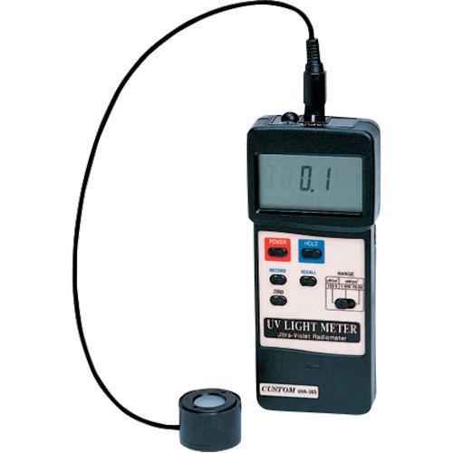 カスタム カスタム 紫外線強度計 UVA365