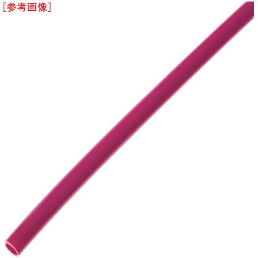 パンドウイットコーポレーション パンドウイット 熱収縮チューブ 標準タイプ 黒 (2本入) HSTT400482