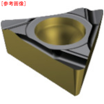 サンドビック 【10個セット】サンドビック コロターン107 旋削用ポジ・チップ 525 TCGX110204L-L8716525