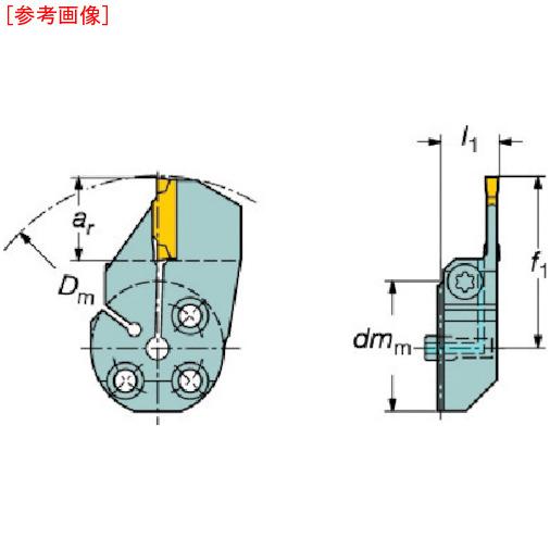 サンドビック サンドビック コロターンSL コロカット1・2用端面溝入れブレード 57032R123F12B040B