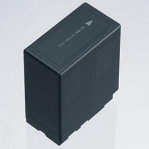 パナソニック ビデオカメラバッテリー VW-VBG6-K【納期目安:3週間】