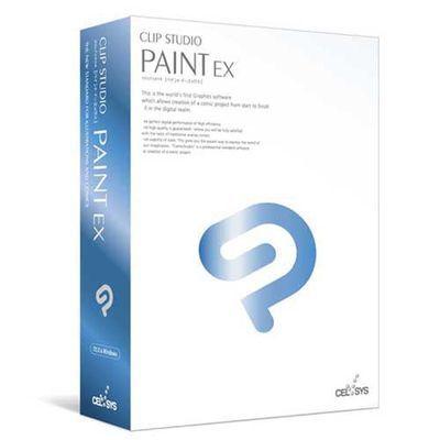 ソフトバンク セルシス CLIP STUDIO PAINT EX CLIPSTUDIOPAINTEX-HYB【納期目安:約10営業日】