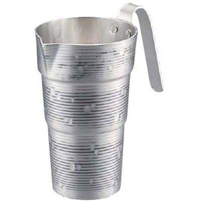 その他 純銅チロリ(酒タンポ/錫被)雪月花 2合 CF-32-1SN 05-0432-0504