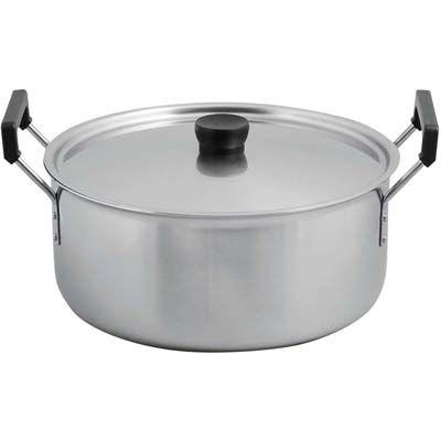 TKG (Total Kitchen Goods) 三層鋼クラッド 実用鍋 24 AZT5701