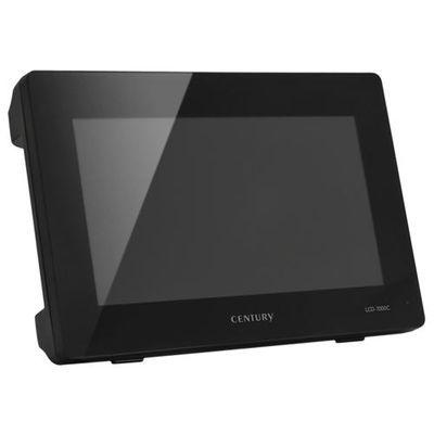 センチュリー 7インチコンポジットビデオモニター plus one VIDEO LCD-7000C-B【納期目安:約10営業日】