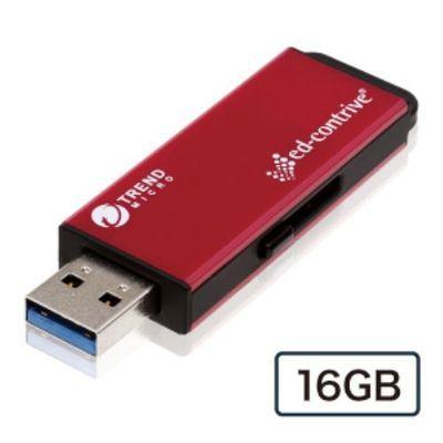 ソフトバンク 「セキュリティ」with「ユーザビリティ」を実現する暗号化USBメモリ「Traventy 3」 16GB TRA16GVV3-16G【納期目安:3週間】