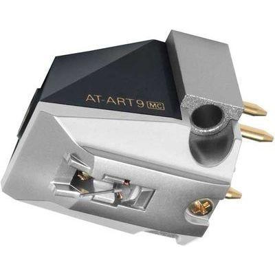 オーディオテクニカ Audio-Technica MC型(デュアルムービングコイル)ステレオカートリッジ AT-ART9 ATART9【納期目安:3週間】