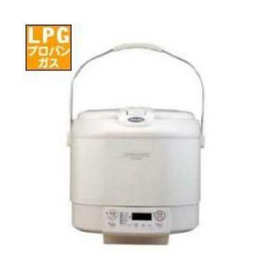 パロマ 業務用ガス炊飯器 プロパンガス(LP)用 PR-S20MT-LP