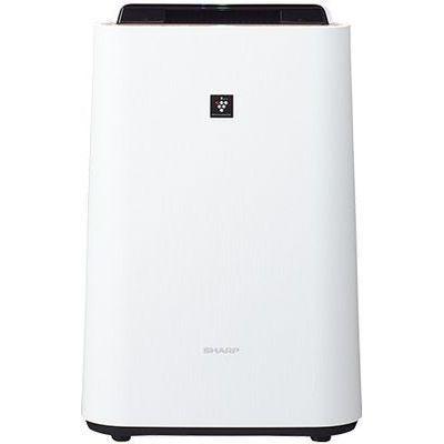 シャープ PM2.5対応加湿空気清浄機(空清18畳まで/加湿11畳まで) ホワイト系 KC-G40-W