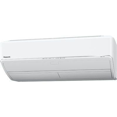 パナソニック 家庭用ルームエアコン(内機、外機セット) CS-UX257C2-W【納期目安:2週間】