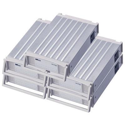 ラトックシステム REX-SATA3 シリーズ用 交換トレイ(5個入り・ライトグレー) SA3-TR5-LGX