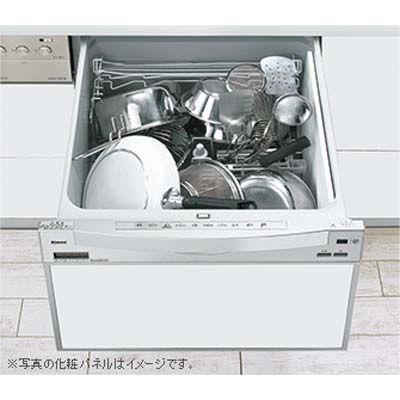 リンナイ ビルトイン食器洗い乾燥機 スライドオープン 幅60センチ大容量のワイドタイプ RSW-601C-SV