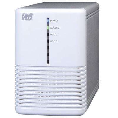 ラトックシステム USB3.0 RAIDケース (HDD2台用) RS-EC32-U3RWSX