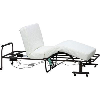 不二貿易 折畳電動ベッド 高床タイプ FU-05-7H FU-05-7H-42 FJ-10803