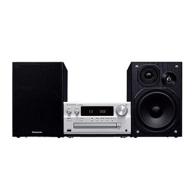 パナソニック CDステレオシステム SC-PMX80-S【納期目安:追って連絡】