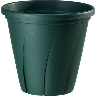 大和プラスチック 限定品 根はり鉢 10号 4903266726485 9.6L-ダークグリーン デポー