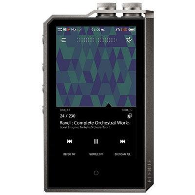 COWON ハイレゾ対応高品質プレーヤー PLENUE 2 P2-128G-SL