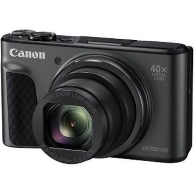 キヤノン コンパクトデジタルカメラ PowerShot PSSX730HS-BK